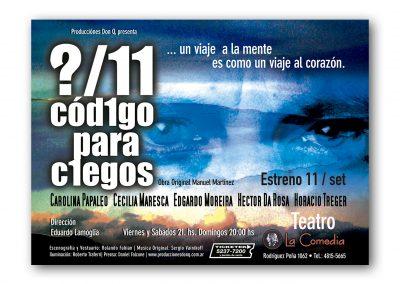 9/11 Código para Ciegos