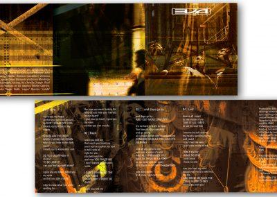 Arte CD EVA