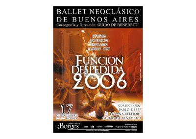 Ballet Neoclásico de Buenos Aires - 2006
