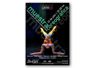 Muestra Arte XXI - 2008