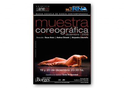 Muestra Arte XXI 2006