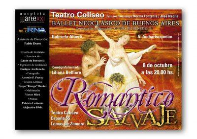 Romántico y Salvage