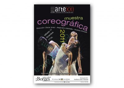 Muestra Arte XXI - 2011