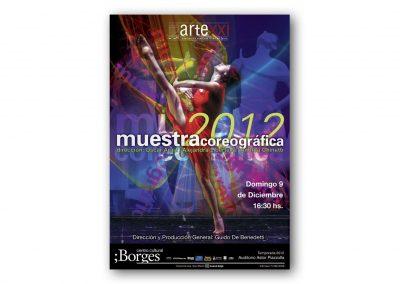 Muestra Arte XXI - 2012